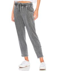 Michael Stars - Cropped Jogger - Lyst