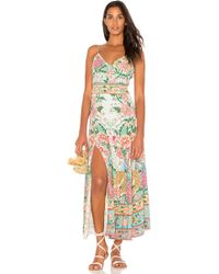 Spell & The Gypsy Collective - Lotus Strappy Dress - Lyst