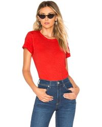 Rag & Bone - The Tee - Lyst