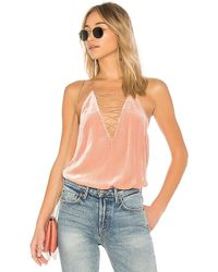 Cami NYC - The Camilla Cami In Pink - Lyst