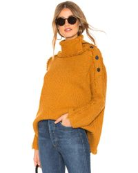 Free People - On My Side Pullover - Lyst