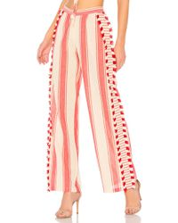 Dodo Bar Or - Kika Pants In Red - Lyst