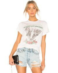 MadeWorn - Grateful Dead Tee In White - Lyst