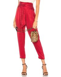 House of Harlow 1960 - X Revolve Leland Pant In Red - Lyst