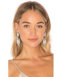 Elizabeth Cole - Piper Earrings - Lyst