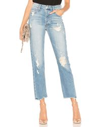 Mother - The Tomcat Ankle Jean - Lyst