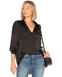 Free People - Starry Dreams Pullover In Black - Lyst