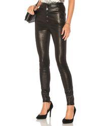 J Brand - Natasha Leather Pant - Lyst