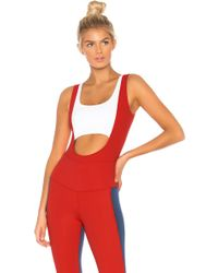 Year Of Ours - Two Tone Body Suit - Lyst