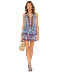 Poupette - Honey Dress In Blue - Lyst