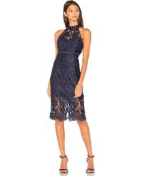 Bardot - Isa Lace Dress - Lyst