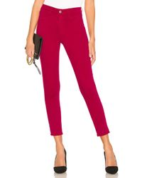 L'Agence - Margot High Rise Skinny. Size 24,25,26,27,28,29,30. - Lyst