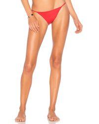 Marysia Swim - La Jolla Bottom In Red - Lyst