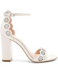 Rachel Zoe - Waverly Sandal In White - Lyst
