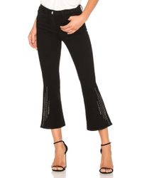 3x1 - Cole Studded Crop Bell - Lyst