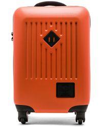 Herschel Supply Co. - Trade Carry On Suitcase In Orange. - Lyst