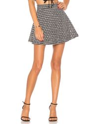 X By NBD - Check It Out Skirt - Lyst