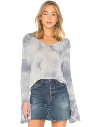 Lamade - Bali Sweater In Baby Blue - Lyst