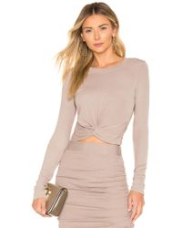 Lamade - Kyli Crop Top - Lyst
