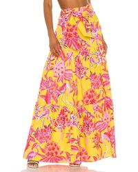 brand: Banjanan - Discovery Skirt - Lyst