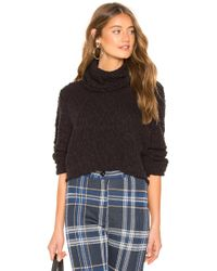 Free People - Big Easy Cowl Sweater - Lyst