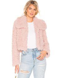 d374ce85a Faux Fur Jacket