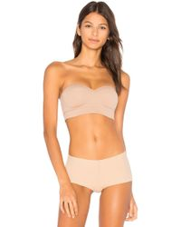 Yummie - Peyton Strapless Convertible Bra In Nude - Lyst