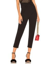 Elliatt - Iris Pant In Black - Lyst