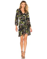 Cynthia Rowley - Malibu Wrap Dress - Lyst