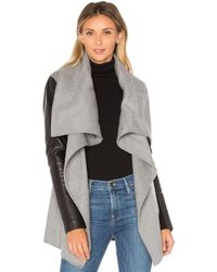 Mackage - Vane Coat In Gray - Lyst