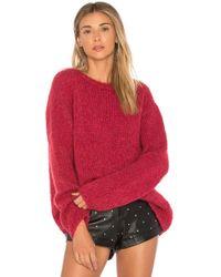 Velvet By Graham & Spencer   Louisa Chunky Sweater   Lyst