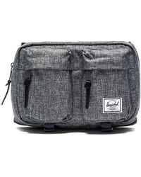 Herschel Supply Co. - Eighteen In Charcoal. - Lyst