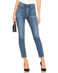 Citizens of Humanity - Olivia High Rise Slim - Lyst
