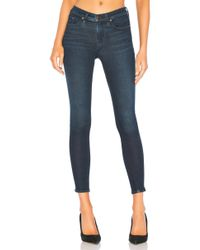 Hudson Jeans - Nico Midrise Ankle Super Skinny - Lyst