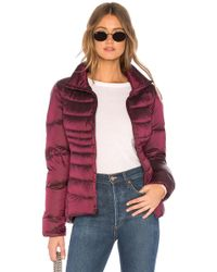 The North Face - Aconcagua Jacket Ii In Burgundy - Lyst