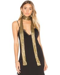 House of Harlow 1960 - X Revolve Rhodes Scarf - Lyst