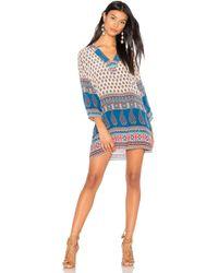 Tolani - Nisha Mini Dress - Lyst