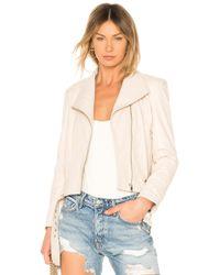 Lamarque - Ella Leather Jacket - Lyst