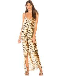 Acacia Swimwear - Nunu Dress In Brown - Lyst