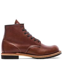 Red Wing - Beckman 6 Classic Round In Chocolate - Lyst