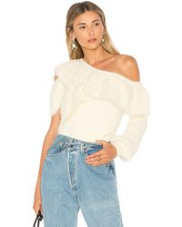 House of Harlow 1960 - X Revolve Monroe Sweater - Lyst