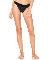 dbrie - Charli Bikini Bottom In Black - Lyst
