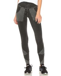 Free People - Movement Kyoto Legging In Black - Lyst