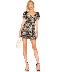 97f856a466 Lyst - LPA Dress 187 in Black