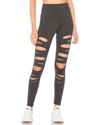 Onzie | Shred High Rise Legging | Lyst