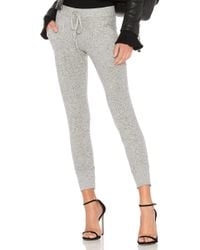 Joie - Tendra Knit Pant In Grey - Lyst