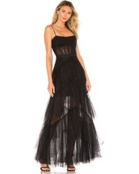 1ec3948c8d64 Women's BCBGMAXAZRIA Maxi and long dresses On Sale - Lyst