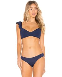 L*Space - L* Harper Top In Navy - Lyst