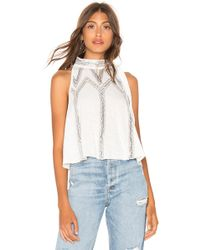 Free People - Glitter City Top - Lyst