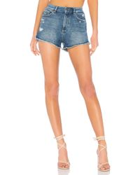 DL1961 - Cleo High Rise Short - Lyst